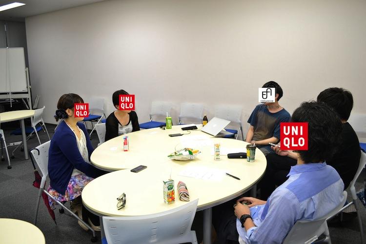 ユニクロインタビュー2