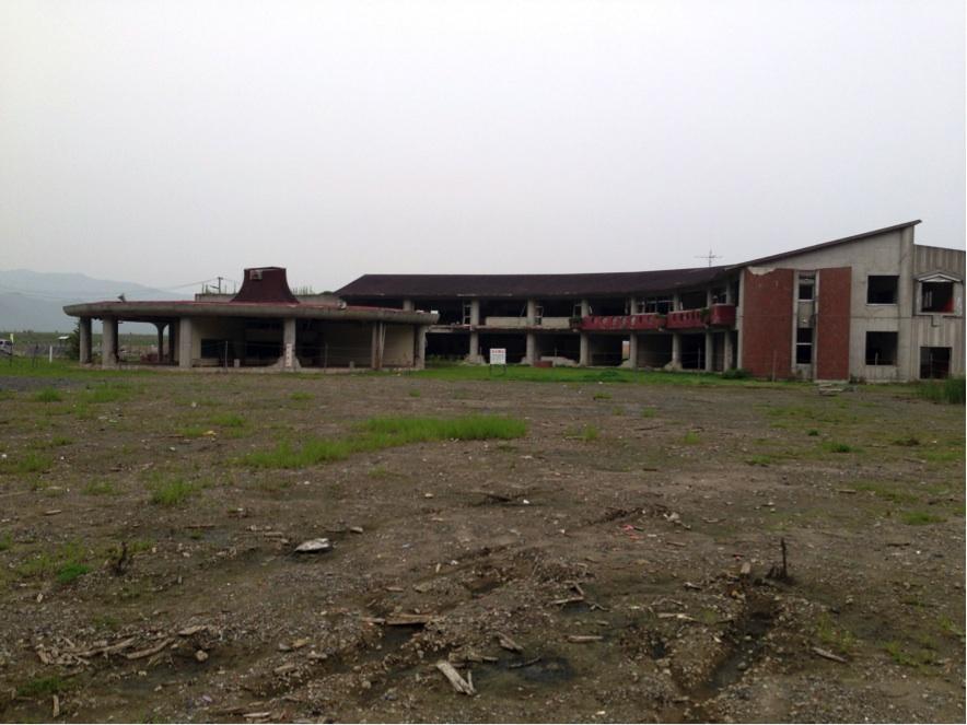 石巻市大川小学校