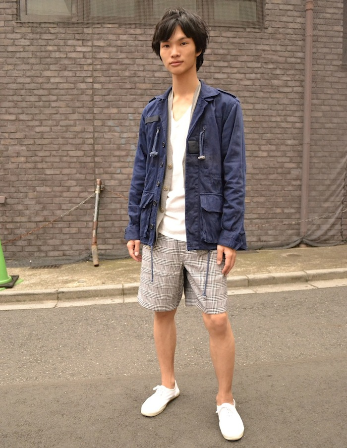 【画像あり】ダサい東大生を、服飾の専門学生が本気でコーディネートしてみた
