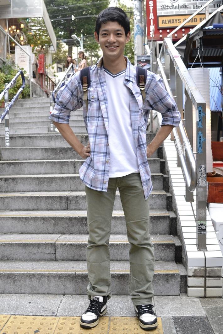 【第2弾】ダサい東大生を、服飾の専門学生が本気でコーディネートしてみた【H&M編】