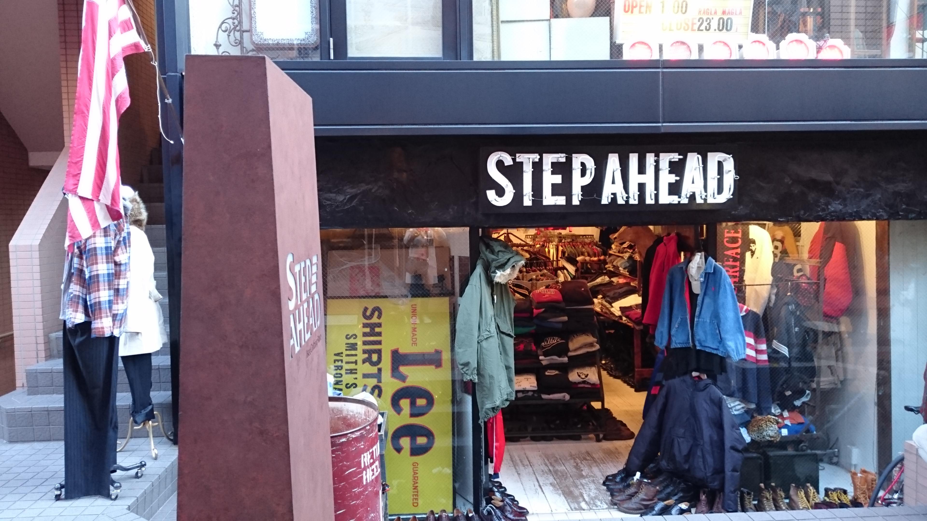 STEP AHEAD下北沢店(ステップアヘッド)