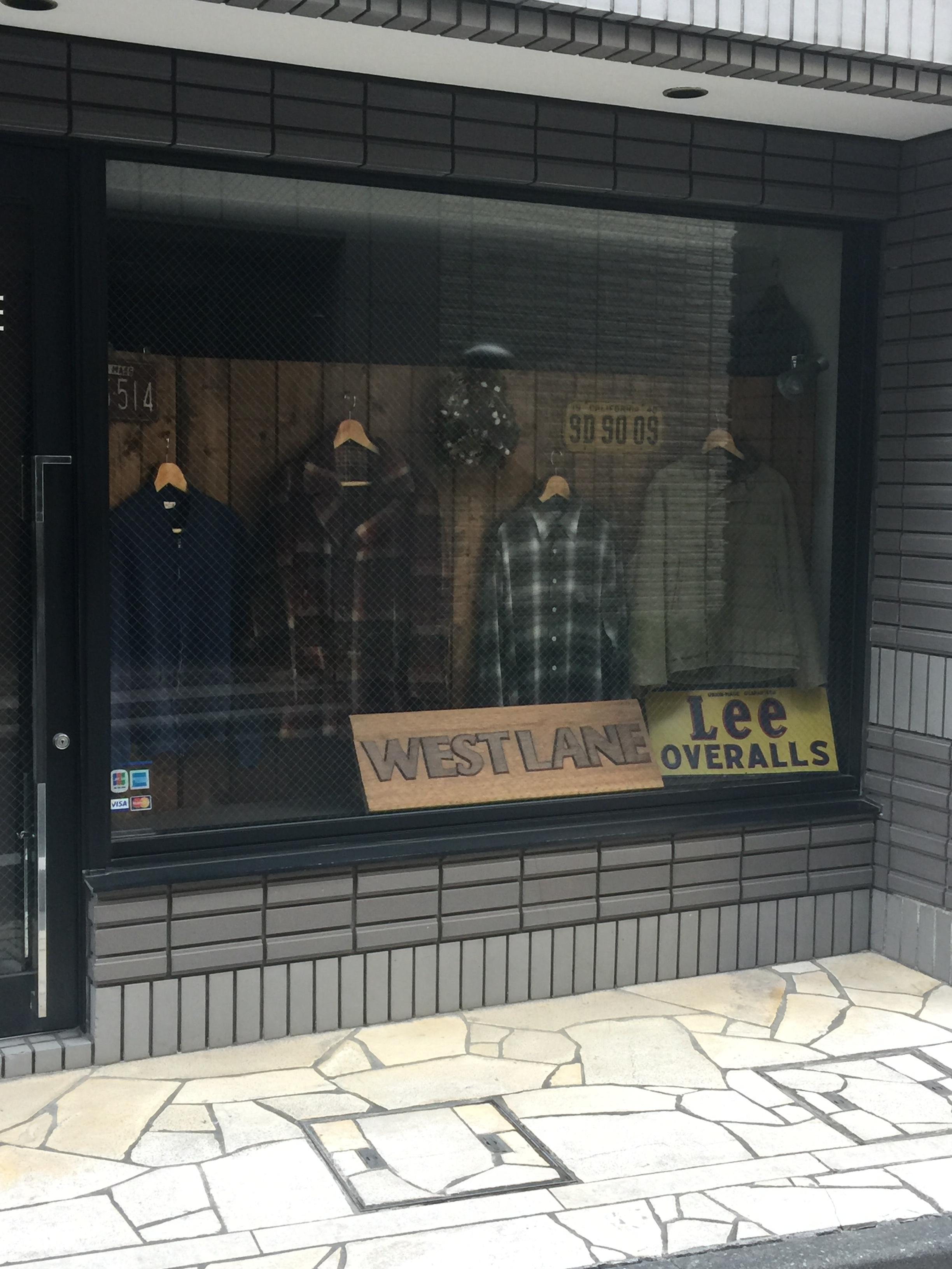 WEST LANE(ウエストレーン)