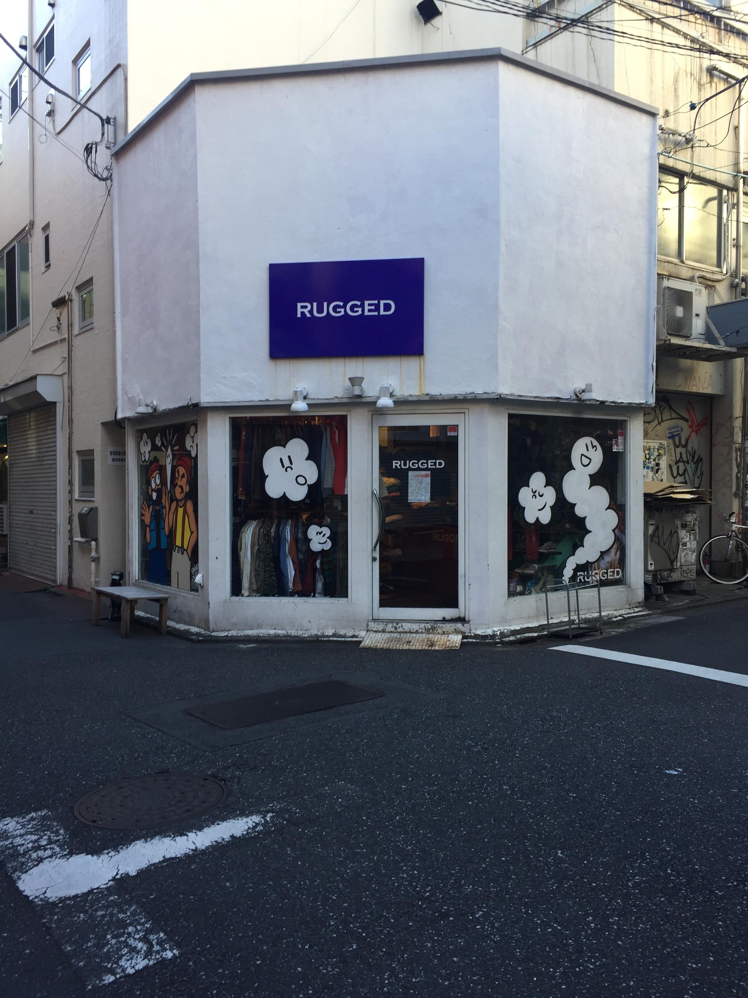 RUGGED(ラギッド)