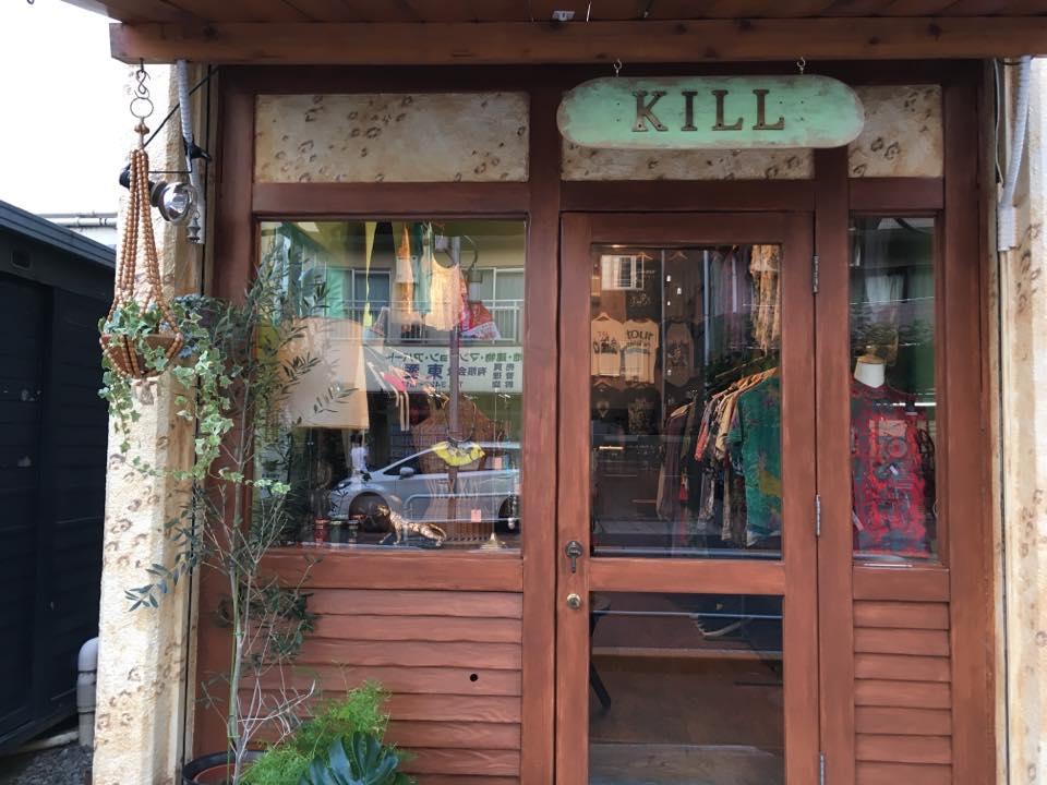 KILL vintage clothing(キルビンテージクローシング)